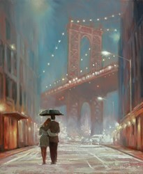 Manhattan by Mark Spain -  sized 20x24 inches. Available from Whitewall Galleries